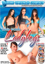 Third world Ladyboys (4 DVD)